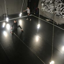 Lanterns Physical/Digital System: Movement and Rhythm Residency